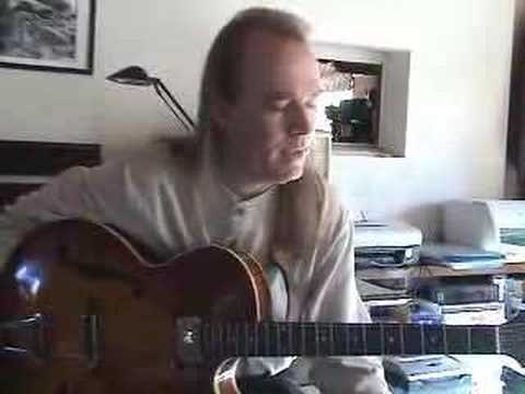 FPE-TV David Becker Jazz Guitar Lesson