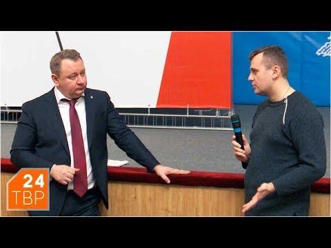 Михаил Токарев: общение после обращения | Новости | ТВР24 | Сергиево-Посадский район