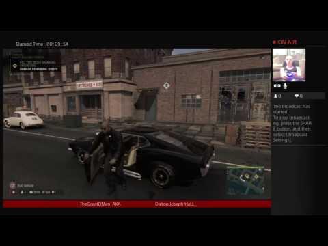 TheGreatDMan playing Mafia 3 Part 12