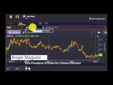 Karl Setzer and Angie Setzer, Grain Analysts - #PreMarket Prep for October 13, 2015