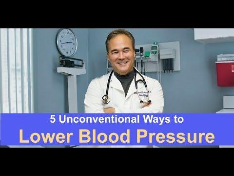 5 Unconventional Ways To Lower Blood Pressure