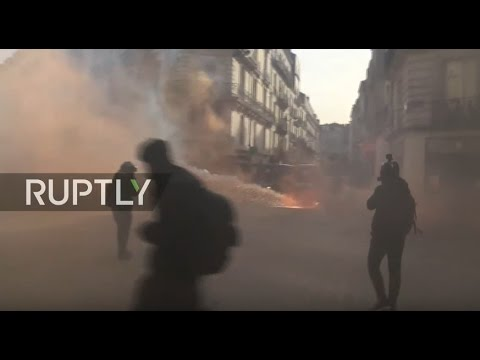 LIVE: Protest to take place in Nantes ahead of Front National rally