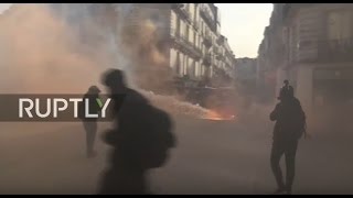 LIVE  Protest to take place in Nantes ahead of Front National rally