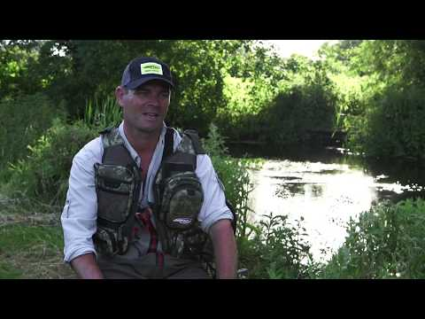 Airflo Stories - The River Adventure - Fly Fishing The River Itchen With Iain Barr