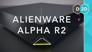 Alienware Alpha R2 Review (GTX 960) - A Super Tiny Gaming PC!