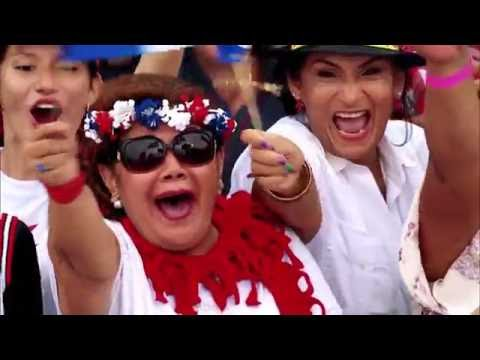 Panama Celebrates The First Month of the Panama Canal Expansion