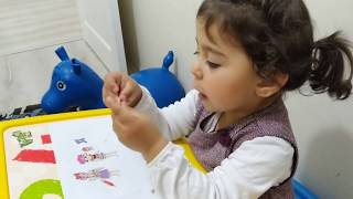 Ayşe Ebrar Pretend Play Dress Up and Play With Toys | Oyuncu Bebe TV