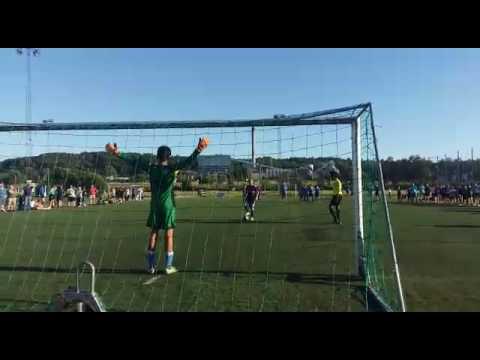 Gothia cup fc beirut vs german team penalties 2016