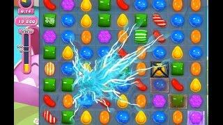 Candy Crush Saga Level 1585【Hard Level】★★★ NO BOOSTER