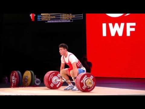 WWC 2015: Men's 77's highlights