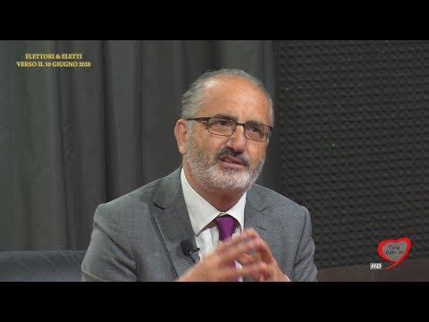 Elettori & Eletti 2017/18 006 Dino Delvecchio, Candidato sindaco Barletta