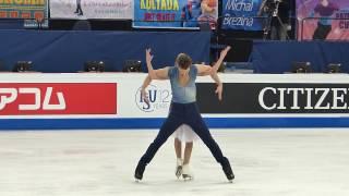 G.Papadakis/ G.Cizeron, Worlds 2017, FD, Practice