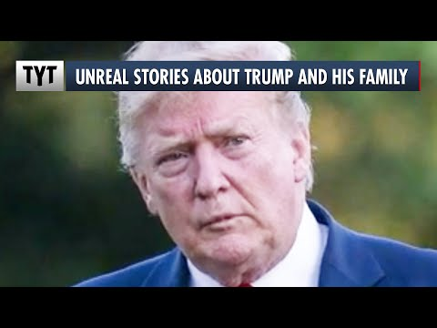 HORRIFIC Trump Family Stories in New Book From Niece Mary Trump
