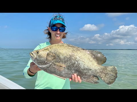 Tripletail! Trout! Snook! Catch And Cook!