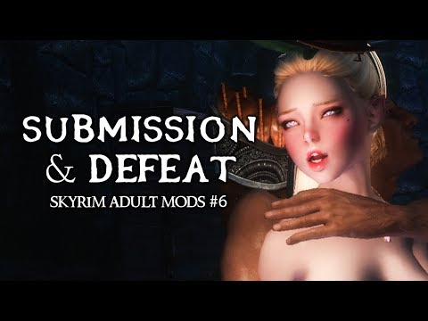 SKYRIM ADULT MODS #7: The Most Horrifying Death Alternative Mod
