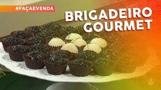 Brigadeiros gourmet por Roberto Augusto