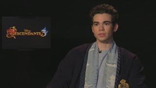 WATCH Cameron Boyce's Final Descendants Interview