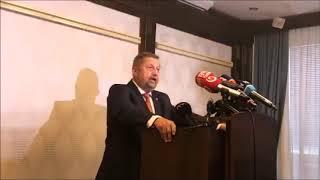 Harabin: Volebný proces nebol ukončený, tak ako môže byť Čaputová inaugurovaná? TK 13.6.2019 1.časť