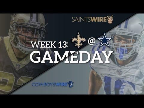 Dallas Cowboys/New Orleans Saints Live Stream Reaction