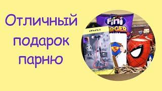 Обзор: Подарочная коробка Ухтыбокс | volchonok90