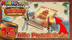 MARIO + RABBIDS DONKEY KONG ADVENTURE DLC 🍌 #15: Alle 20 Puzzleteile!