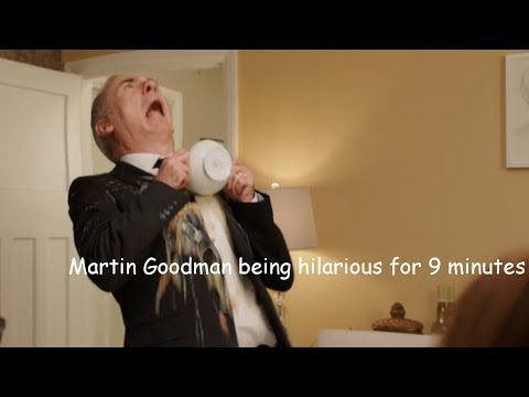 Martin Goodman being hilarious for 9 minutes