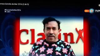clarn silbado por el pblico en premios estrella de mar 2016
