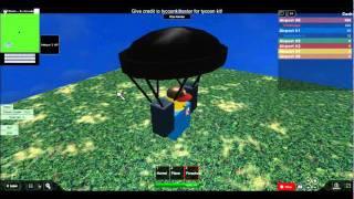 Roblox- Its fun jumping off edges