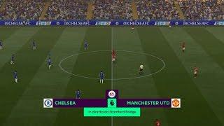 FIFA 17 Predicts: Chelsea vs Manchester United  |Big Match| 23/10/2016 | Pirelli7
