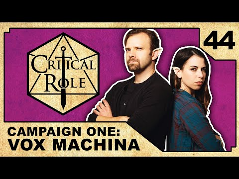 The Sunken Tomb | Critical Role RPG Show Episode 44
