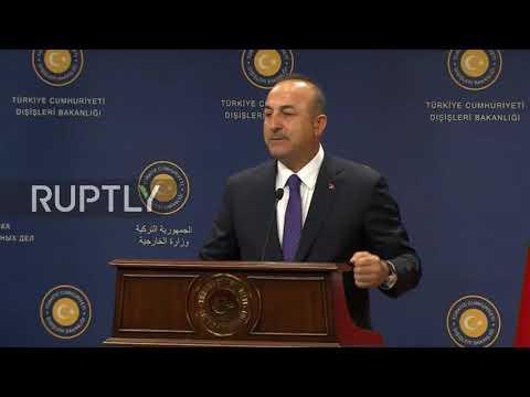 Turkey: Russia-Turkey ties too strong for Macron to break, says Cavusoglu