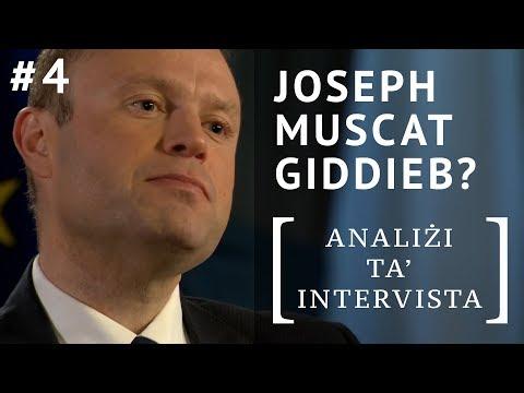 Joseph Muscat Giddieb? #4 - Analiżi ta' Intervista