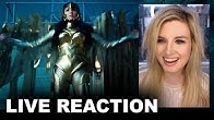 Wonder Woman 1984 Trailer REACTION