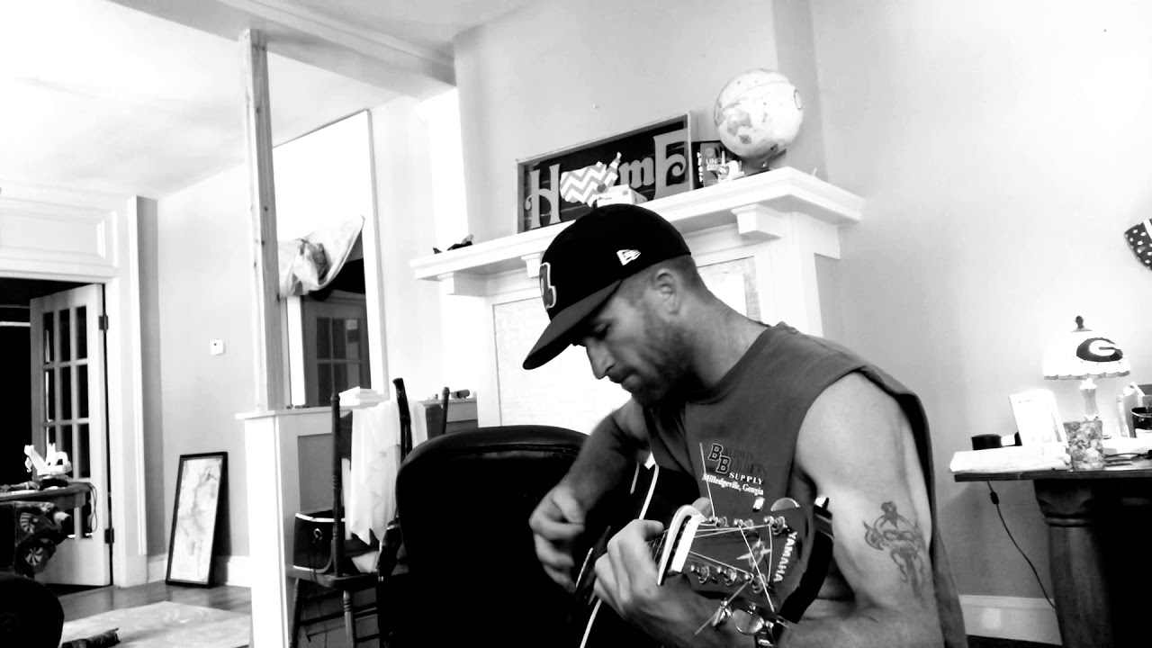 Brantley Gilbert - You Promised Acoustic Cover - YouTube