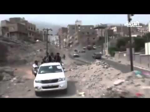 التحالف يقصف اللواء 15 الموالي للمخلوع صالح في #زنجبار