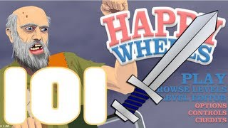 HAPPY WHEELS: Episodio 101