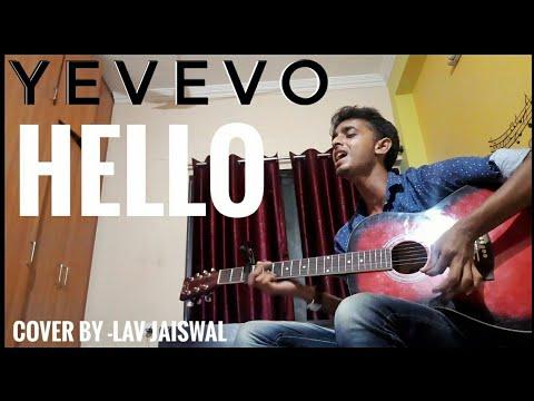 YEVEVO - HELLO (COVER)  Akhil Akkineni   Jonita Gandhi