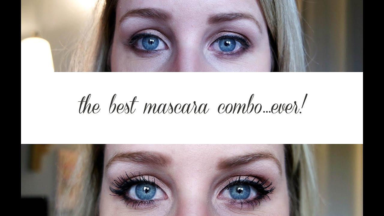 The Best Lash Primer Mascara Combo Ever Youtube