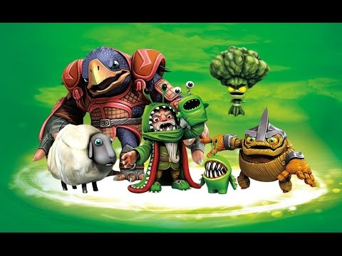 Battles and Capture Sequences of the Life Villains in Skylanders: Trap Team