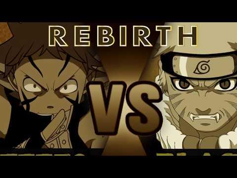 STEEZO (BLACK STAR) VS BLACK (NARUTO) | THE CLASH OF THE GODS!!!
