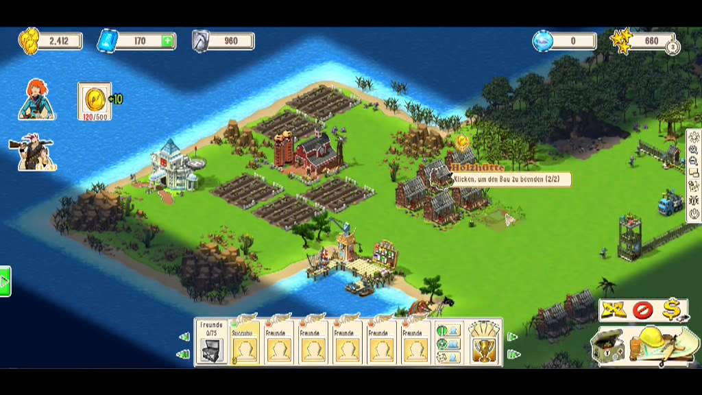 Topia Island Gameplay Deutsch By Gamefee