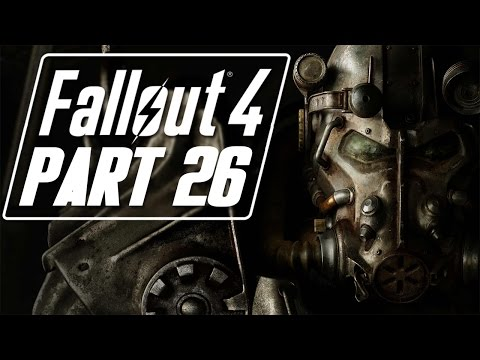 """Fallout 4 - Let's Play - Part 26 - """"Ingram's Disappearance"""""""