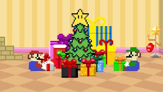 Level UP: Mario and Luigi open their Christmas Presents (2020 Christmas Special)