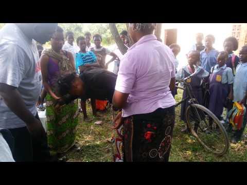 Deliverance Time Zambia village