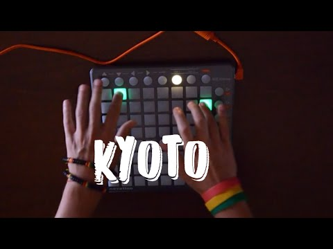 Skrillex - Kyoto  Launchpad Cover