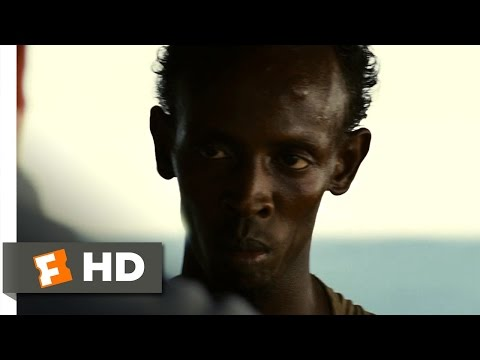 Captain Phillips (2013) - I'm the Captain Now Scene (4/10) | Movieclips