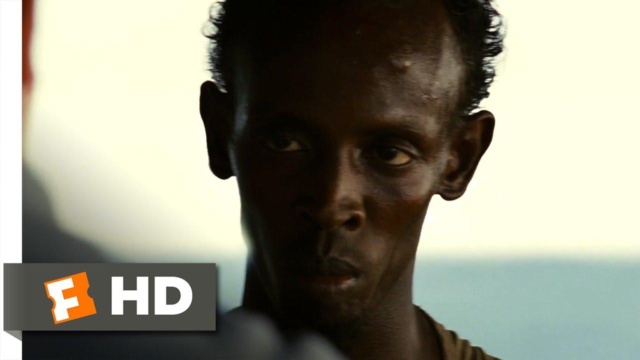 Captain Phillips (2013) - I'm the Captain Now Scene (4/10 ...