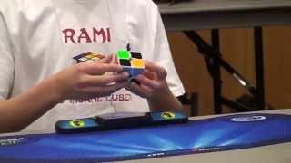 Tied 1.69 2x2 Rubik's Cube (Former) World Record Average! - Rami Sbahi (+1.27 Single!)