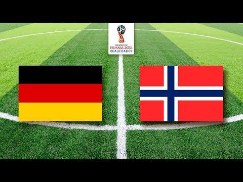 deutschland gegen norwegen 2019