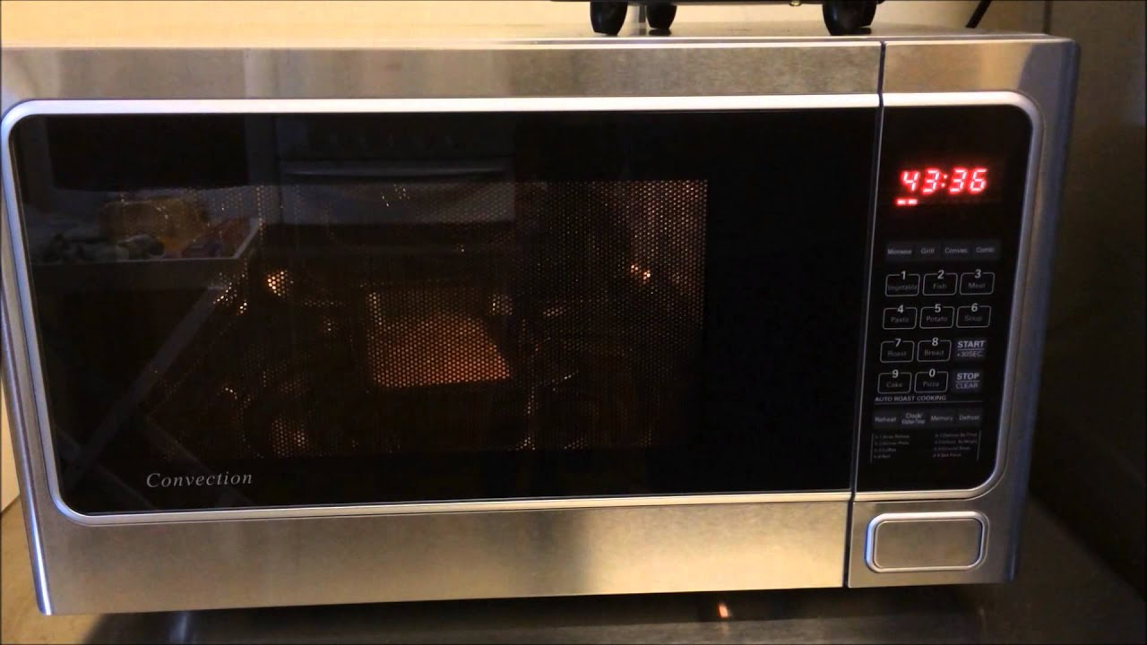 Homemaker 25 Litre Microwave Convection Oven